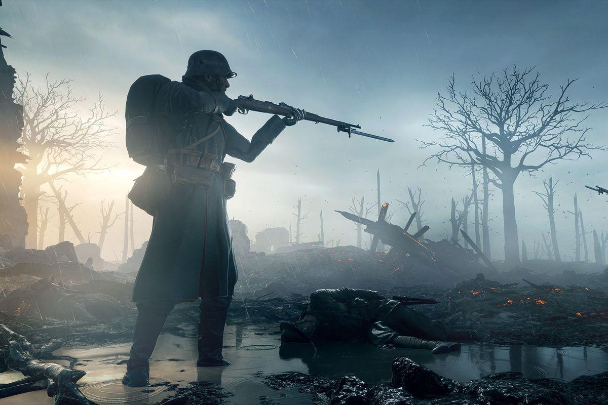 Battlefield 1 - no man's land