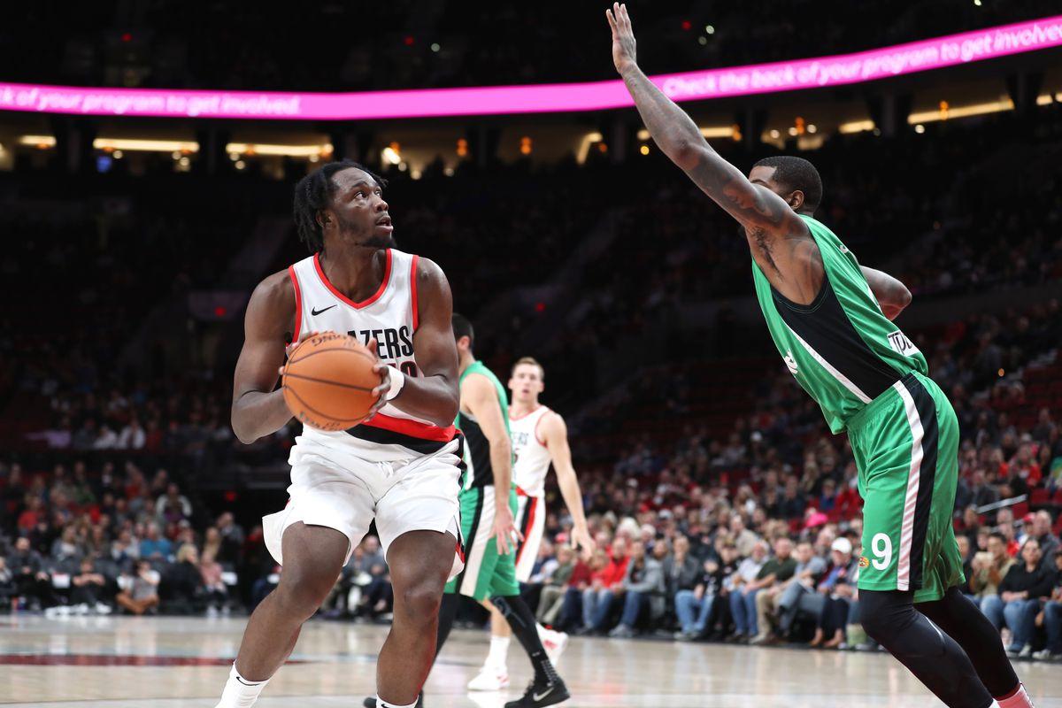 NBA: Preseason-Maccabi Haifa B.C. at Portland Trail Blazers