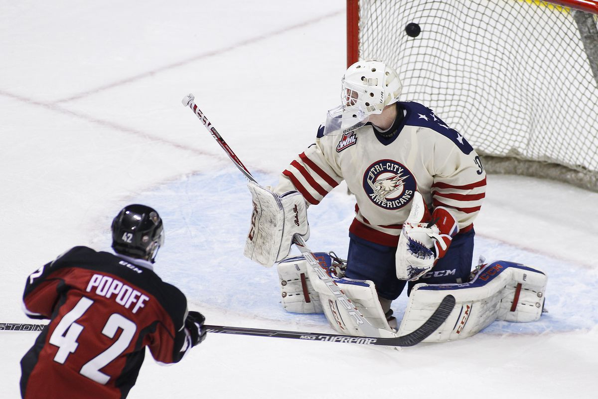 Tri-City Americans need improved goaltending if they want to make the playoffs again this year.