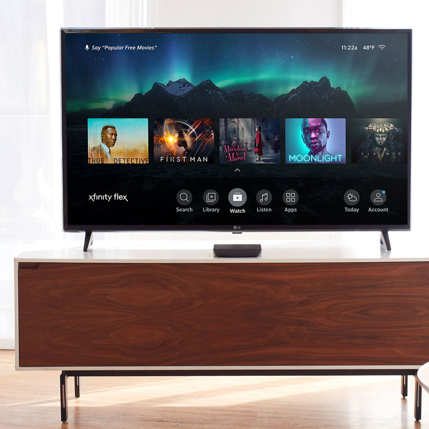 Comcast announces $5-per-month Flex streaming platform for