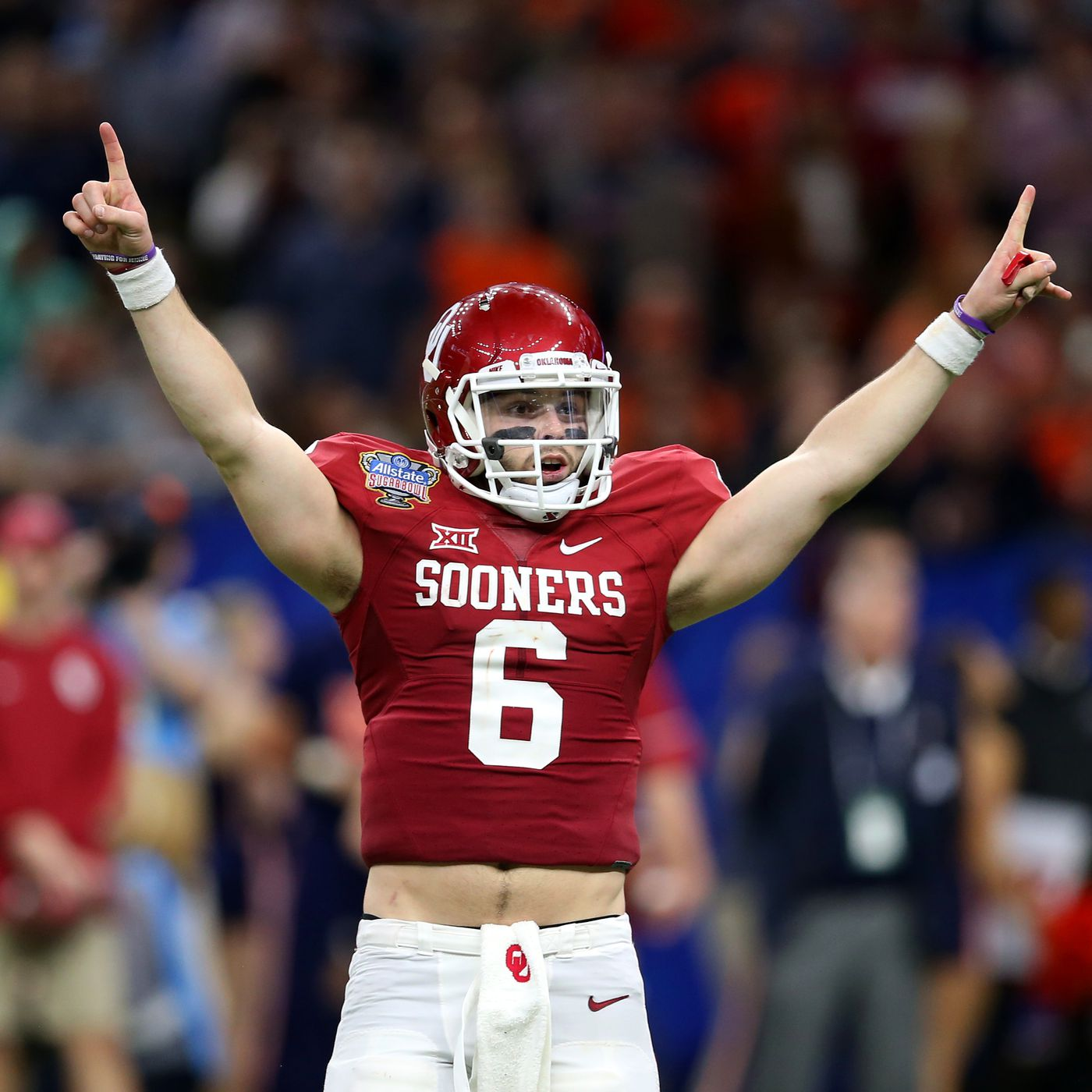 Oklahoma football expectations remain as high as ever, with ...