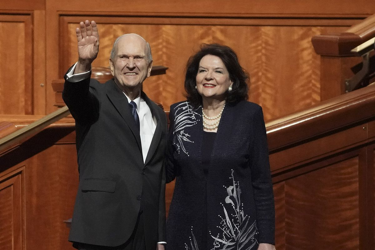 New Lds Apostles 2020.Historic Conference Ends With Call To Prepare For 2020