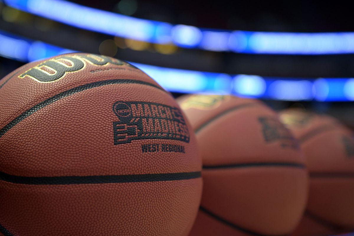 NCAA Basketball Tournament - West Regional - Practice