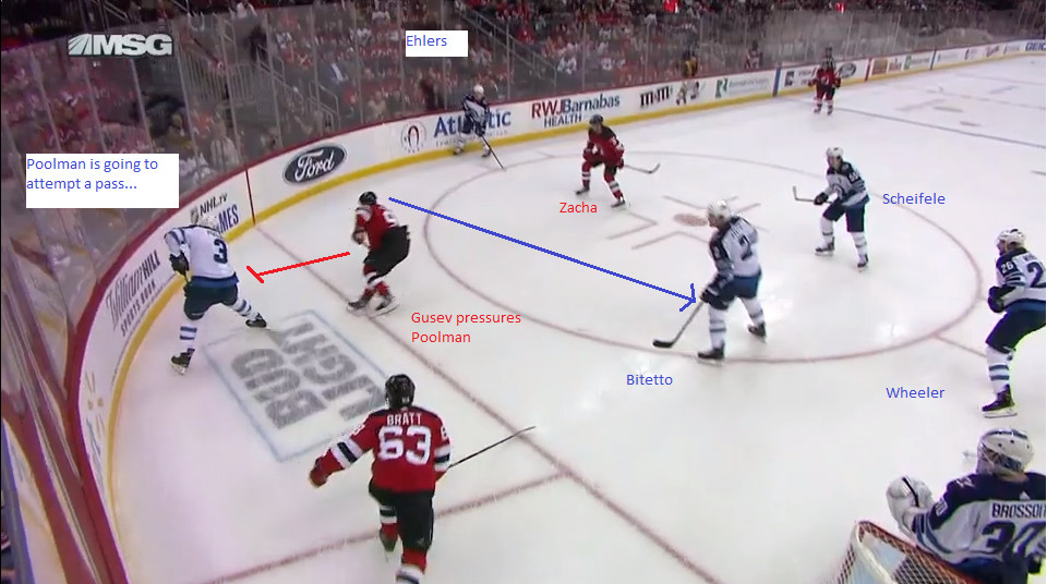 Part 6: Poolman attempts a backhanded move