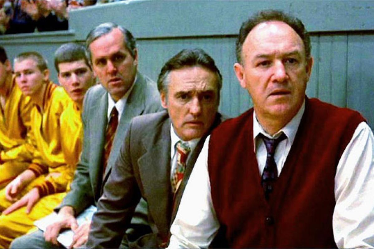 Image result for hoosiers movie