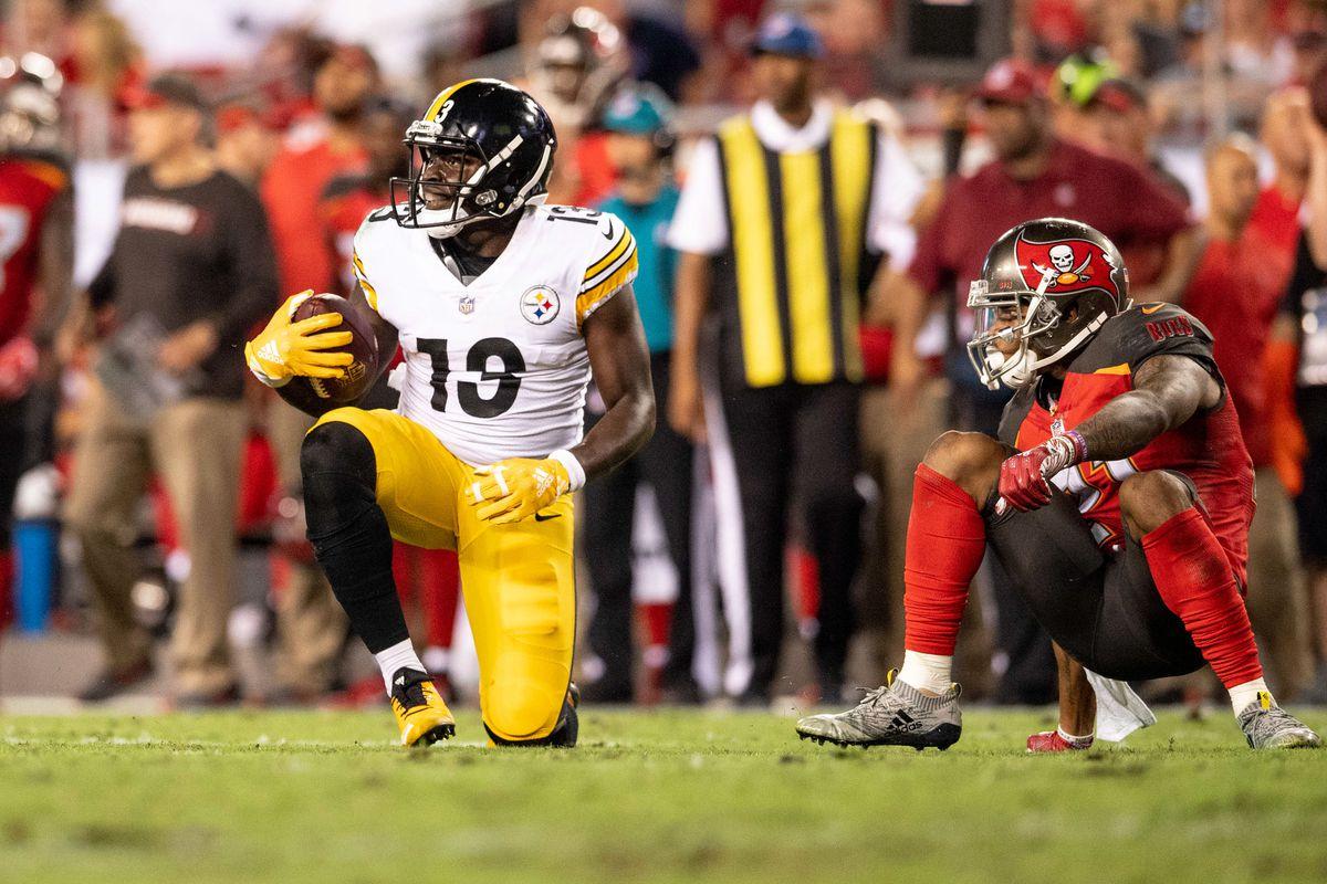 size 40 115dc 7db08 Steelers News: Will 2nd round pick WR James Washington ...