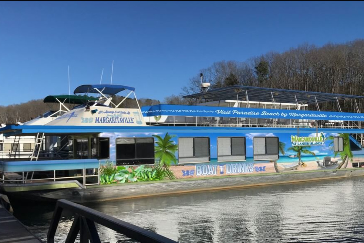 Margaritaville at Lake Lanier Islands Includes Party ... Lake Lanier Party