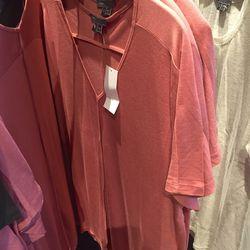 Short sleeve top, $49 (was $135)