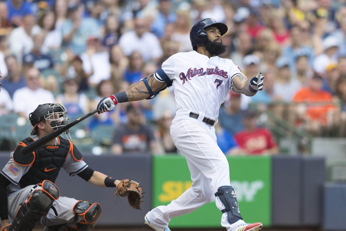 MLB: Baltimore Orioles at Milwaukee Brewers