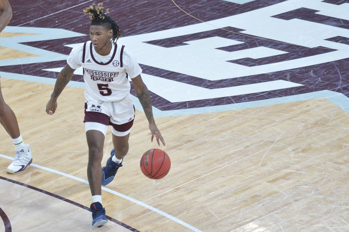 NCAA Basketball: Jackson State at Mississippi State