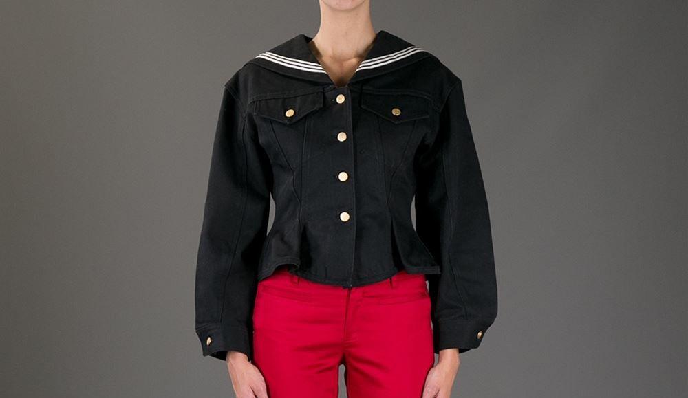 gaultier jacket