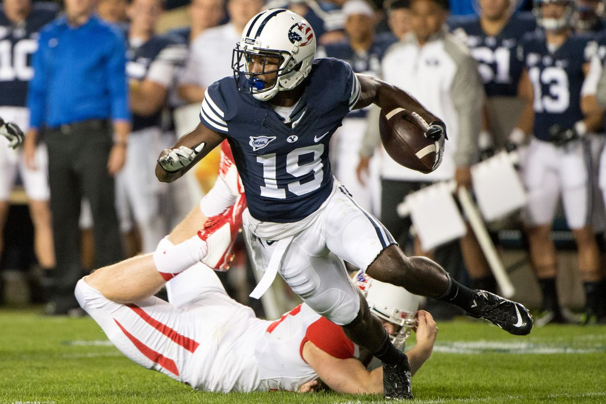 Settle down, folks. BYU could have even been up 30-0 if this guy's TD would have worked out.