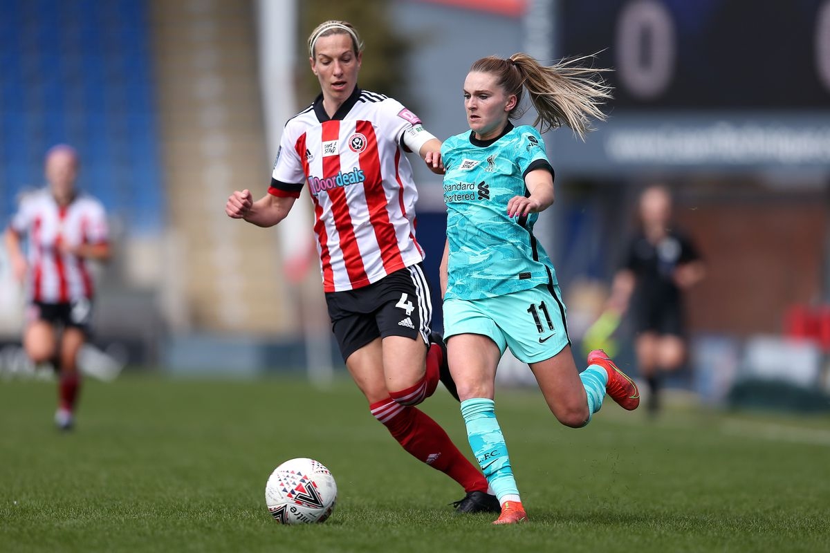 Sheffield United v Liverpool - Barclays FA Women's Championship