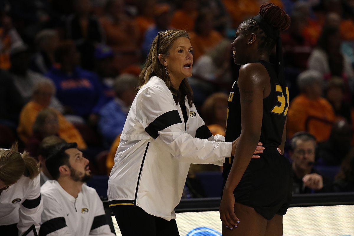 COLLEGE BASKETBALL: MAR 05 SEC Women's Tournament - Tennessee vs Missouri