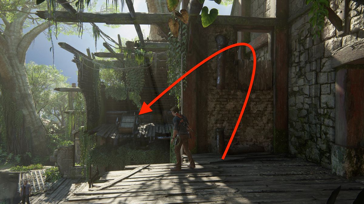 Uncharted 4: A Thief's End 'Join Me in Paradise' treasures and collectibles locations guide