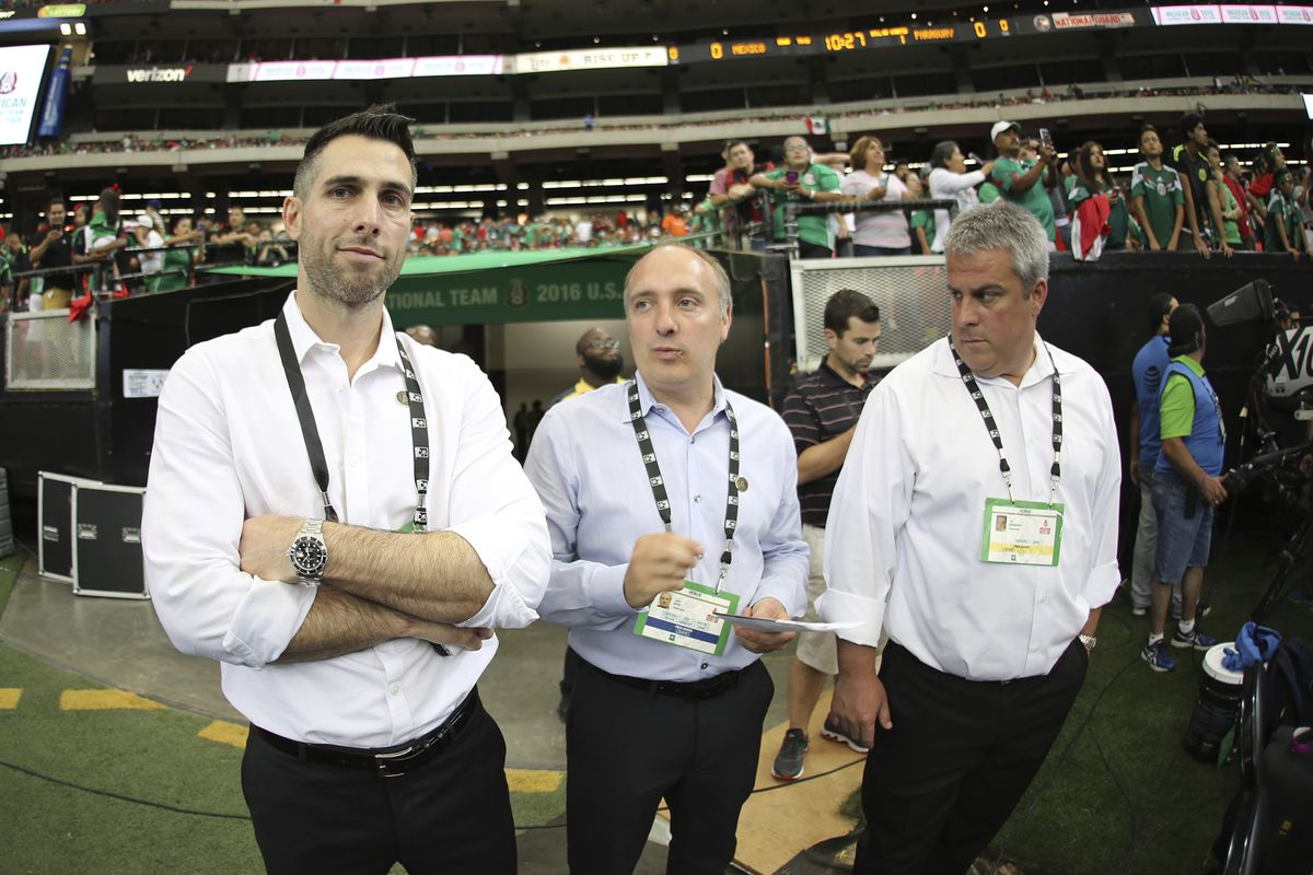 Mexico v Paraguay - International Friendly
