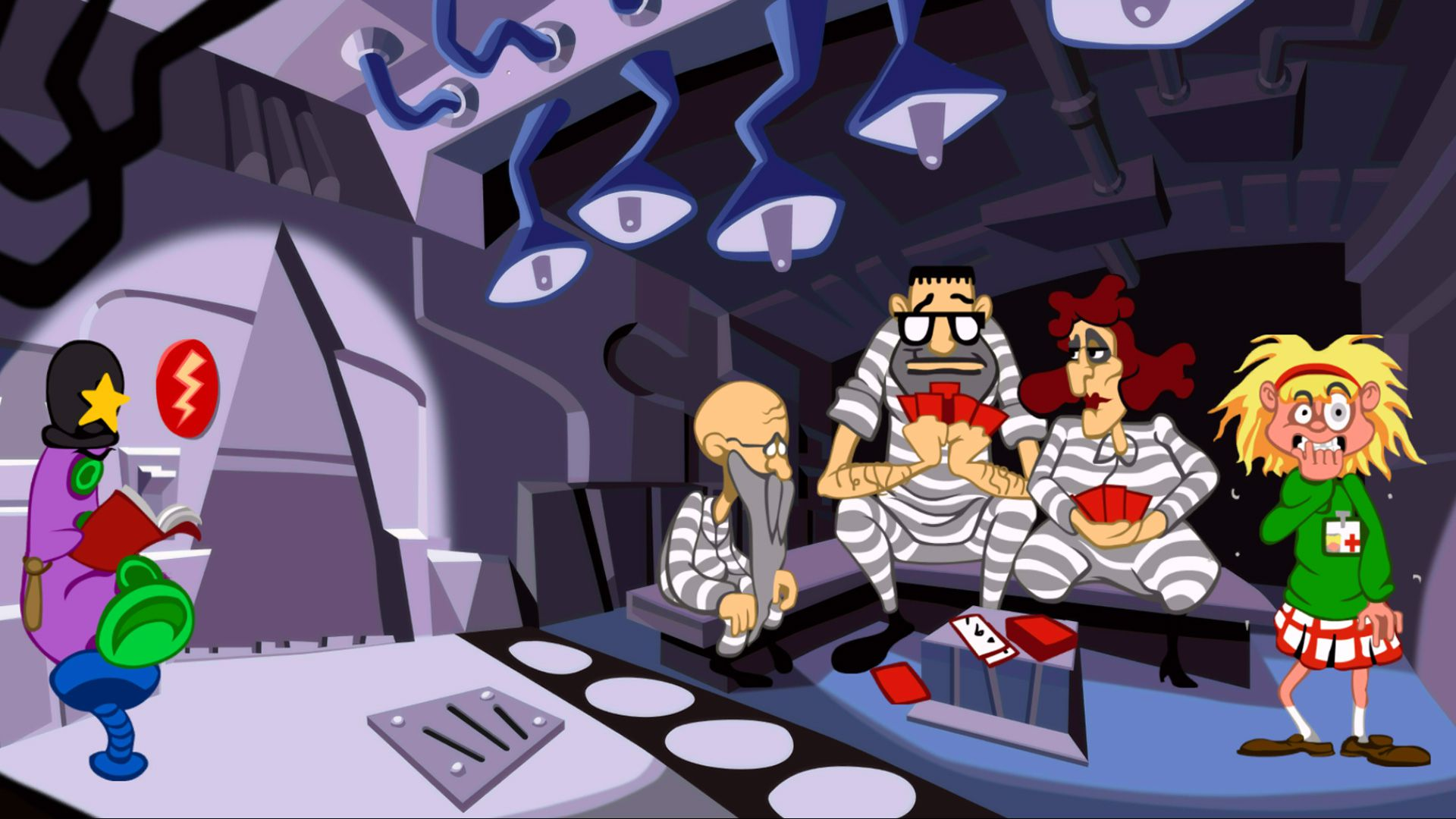 Day of the Tentacle Remastered screenshot 02 1920