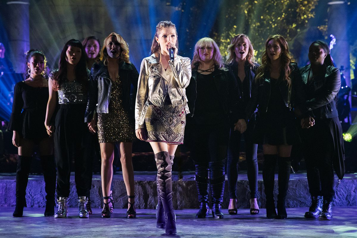 Pitch Perfect 3 review: the last installment is aca-terrible