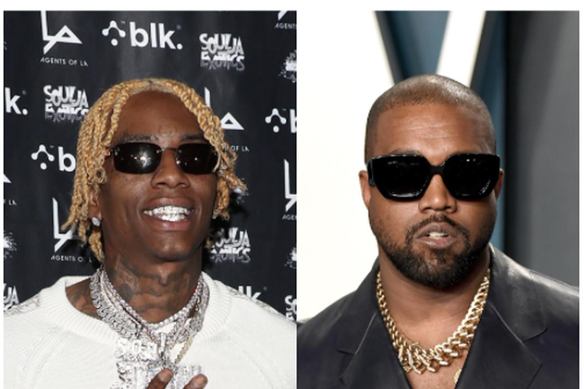 Soulja Boy, Kanye West