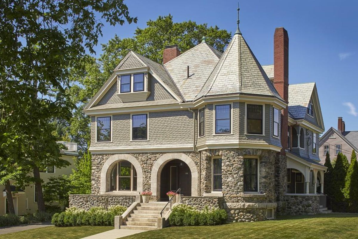 Cambridge Queen Anne With 12 Rooms Drops For Nearly 4 3m