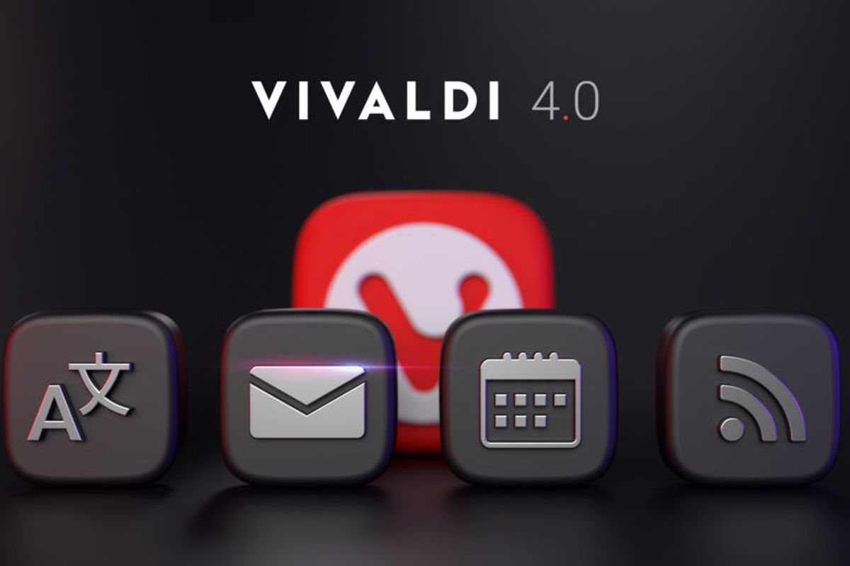 The Vivaldi browser now has mail, calendar, and an RSS reader built-in