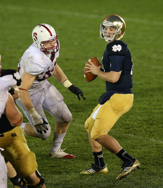 Stanford v Notre Dame