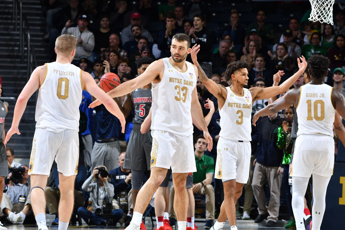 Notre Dame Vs Georgia Tech Basketball Preview From The Rumble Seat