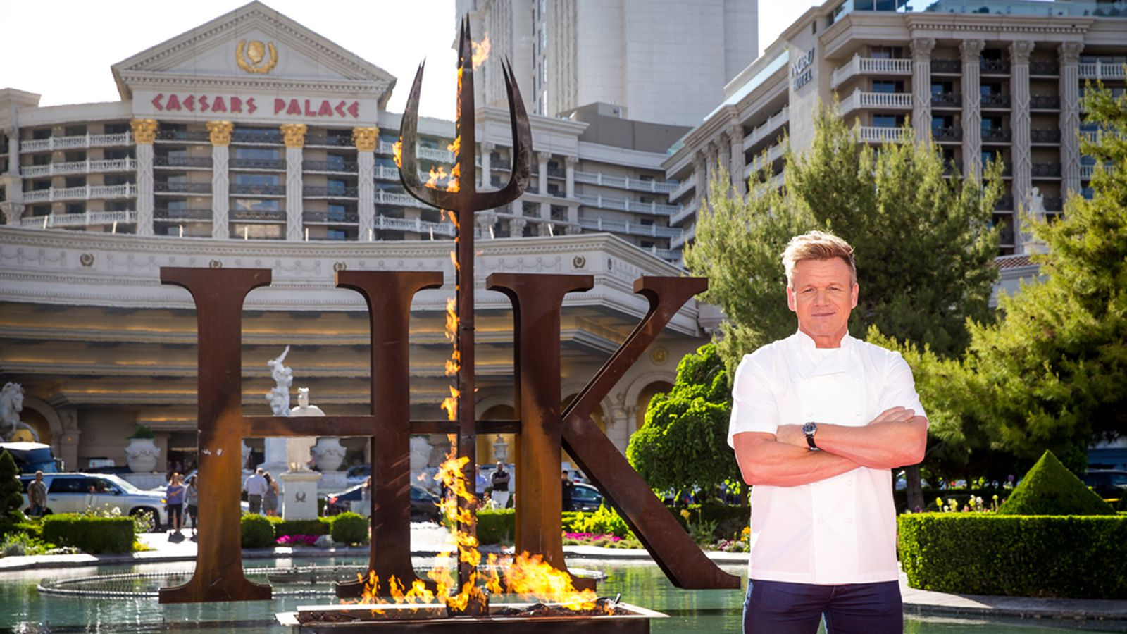 Hell S Kitchen Restaurant Los Angeles Gordon Ramsay