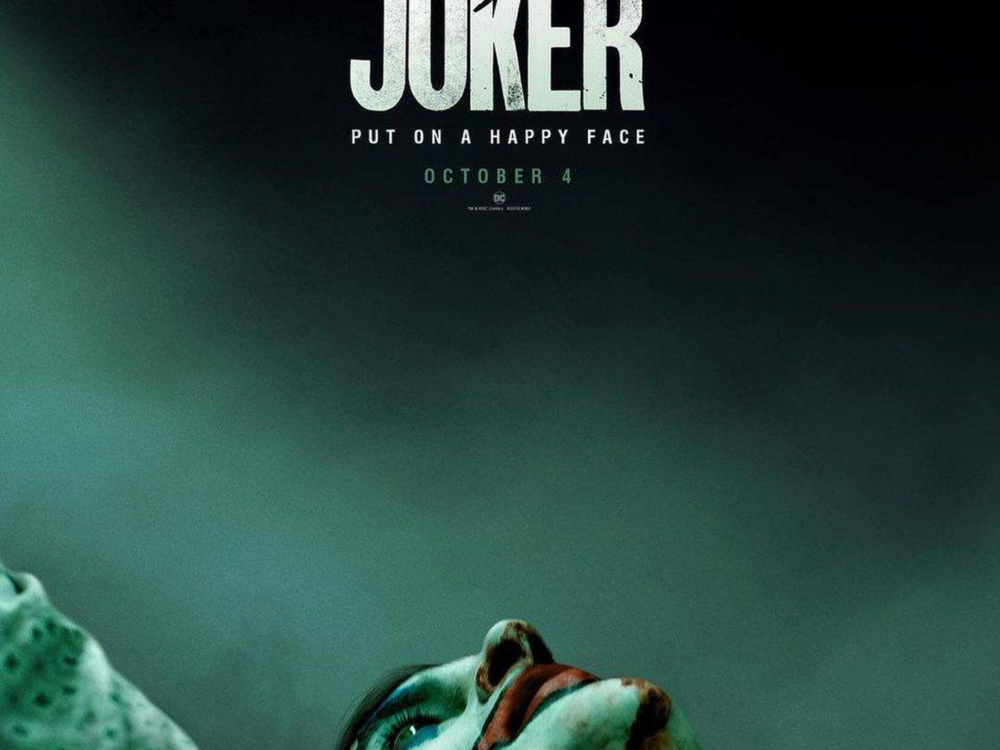 Joker Poster Teases A Direct Connection To A Martin Scorsese