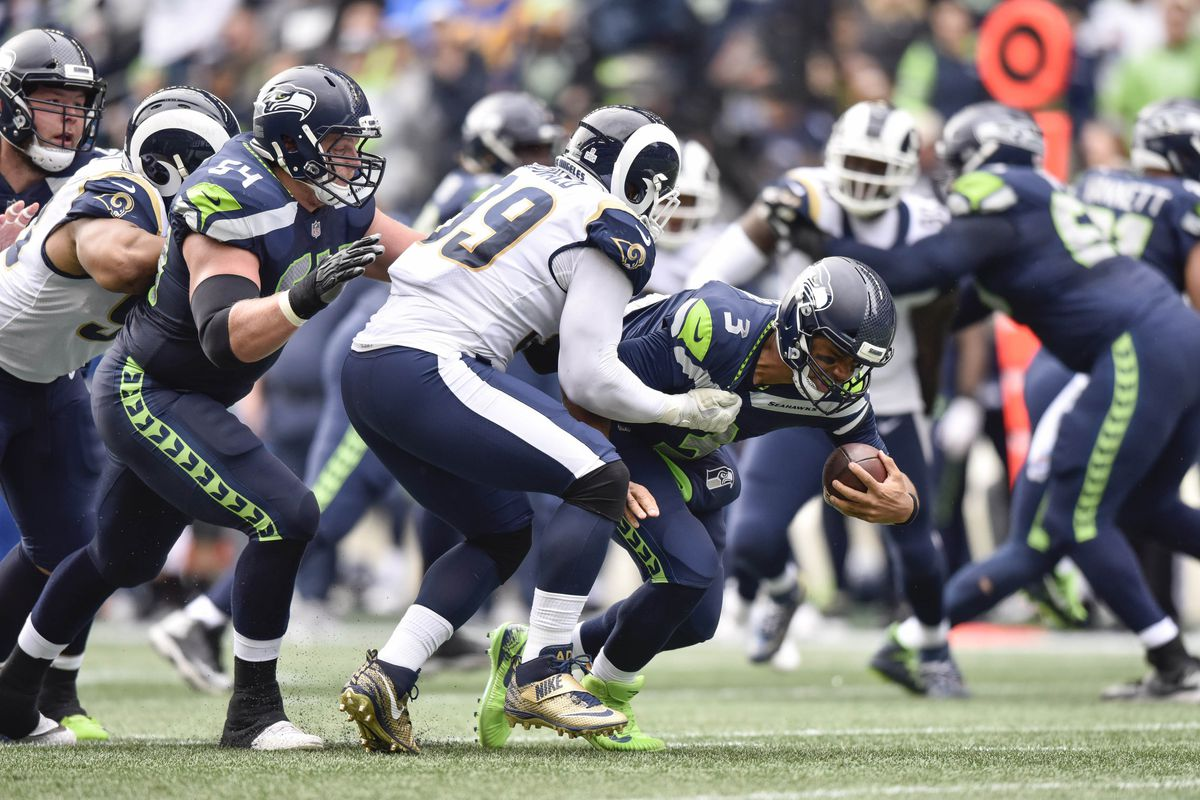 La Rams Vs Seattle Seahawks Matchups To Watch Turf Show Times
