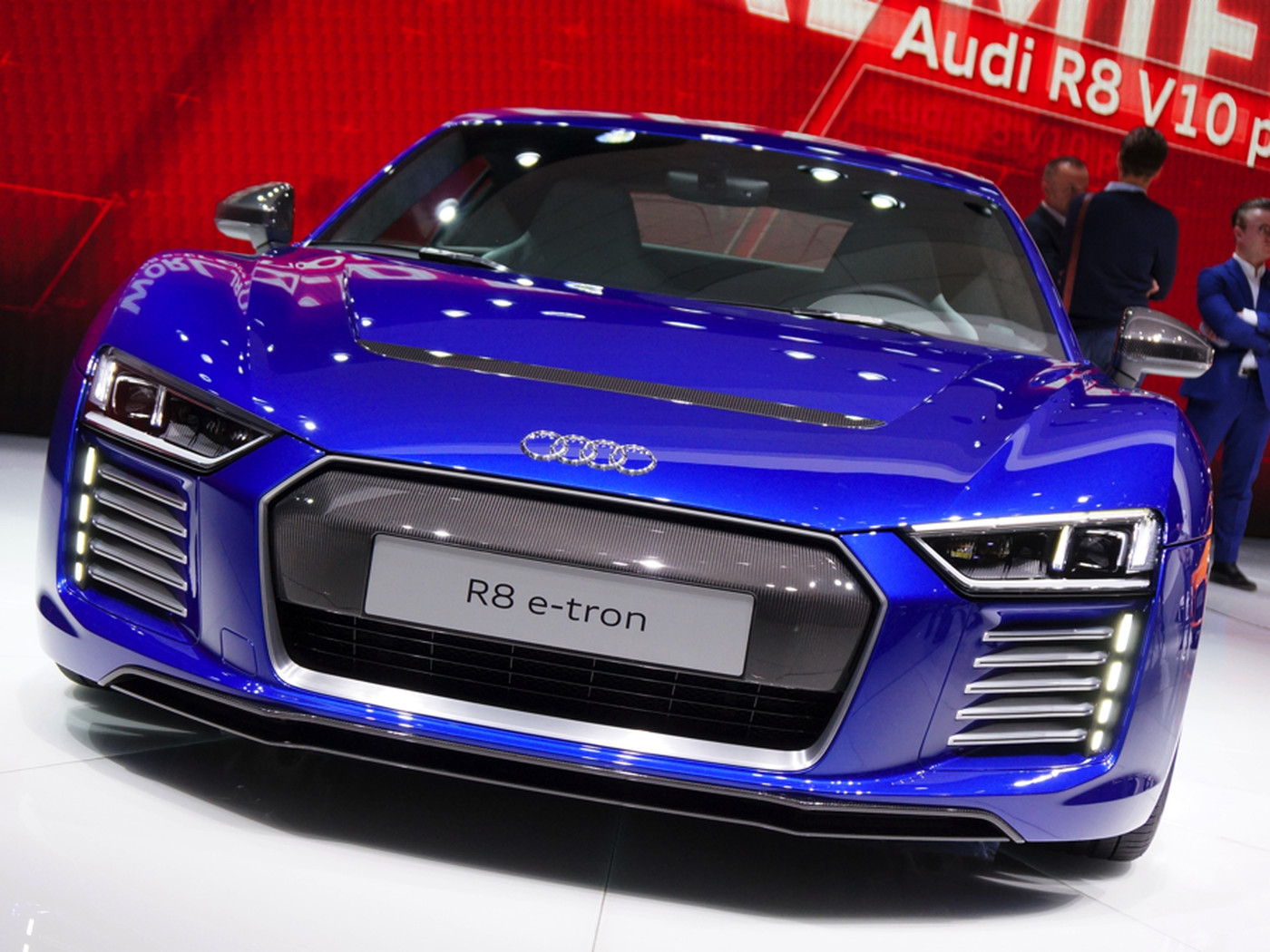 Audi S 1 1 Million All Electric Supercar Is No More The Verge