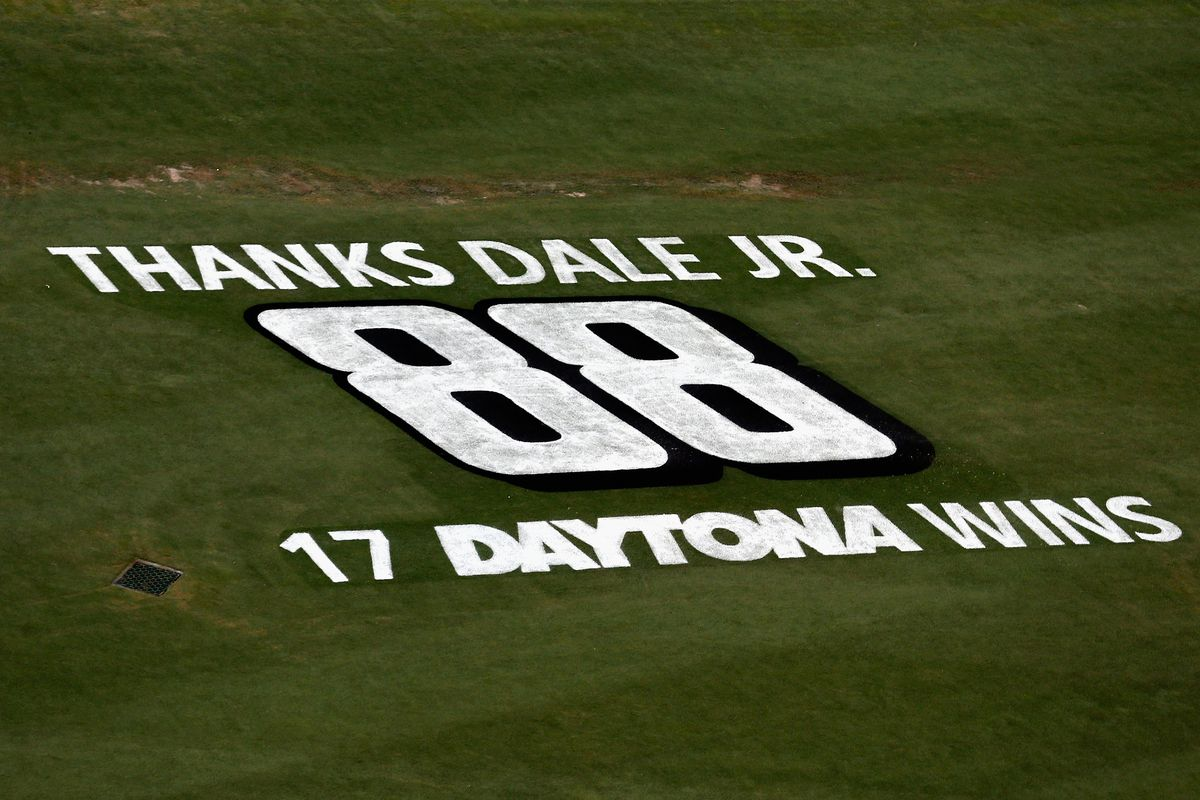 Dale Jr's Last Hurrah at Daytona