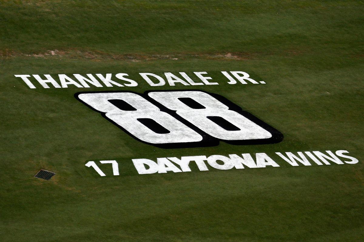Dale Jr's Last Hurrah at Daytona