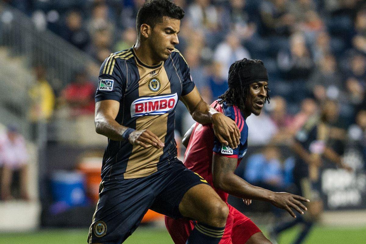 Pedro Ribeiro being asked to lead the Union attack