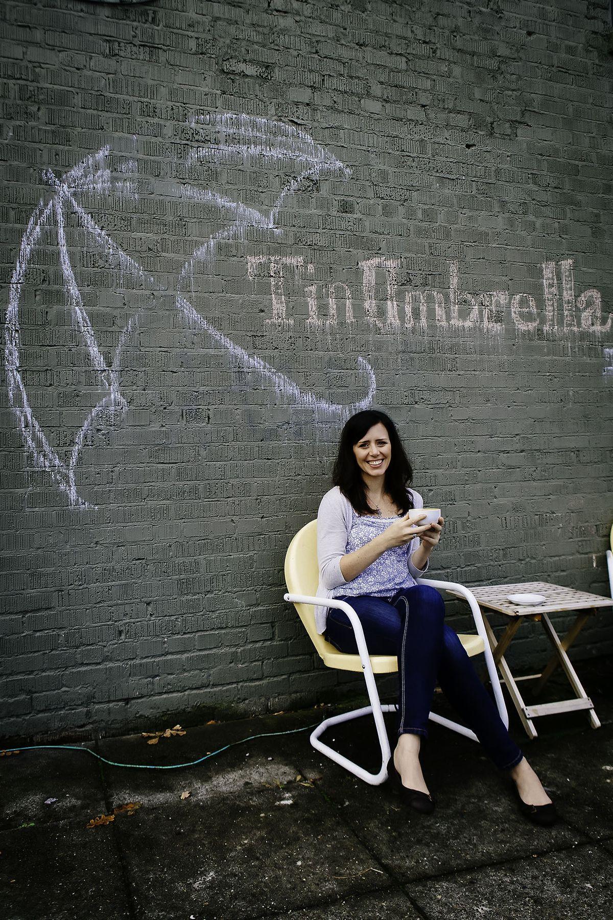 Tin Umbrella 4