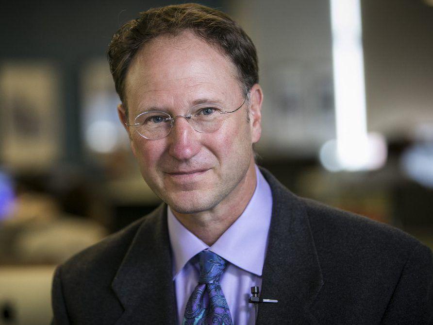 "M. Cameron ""Cam"" Davis, Metropolitan Water Reclamation District candidate. | Rich Hein/Sun-Times"