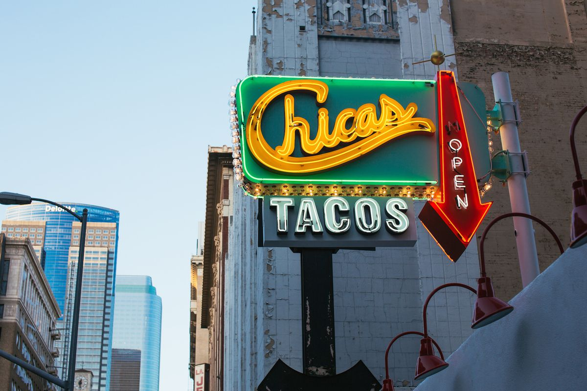 Chicas Tacos, Downtown