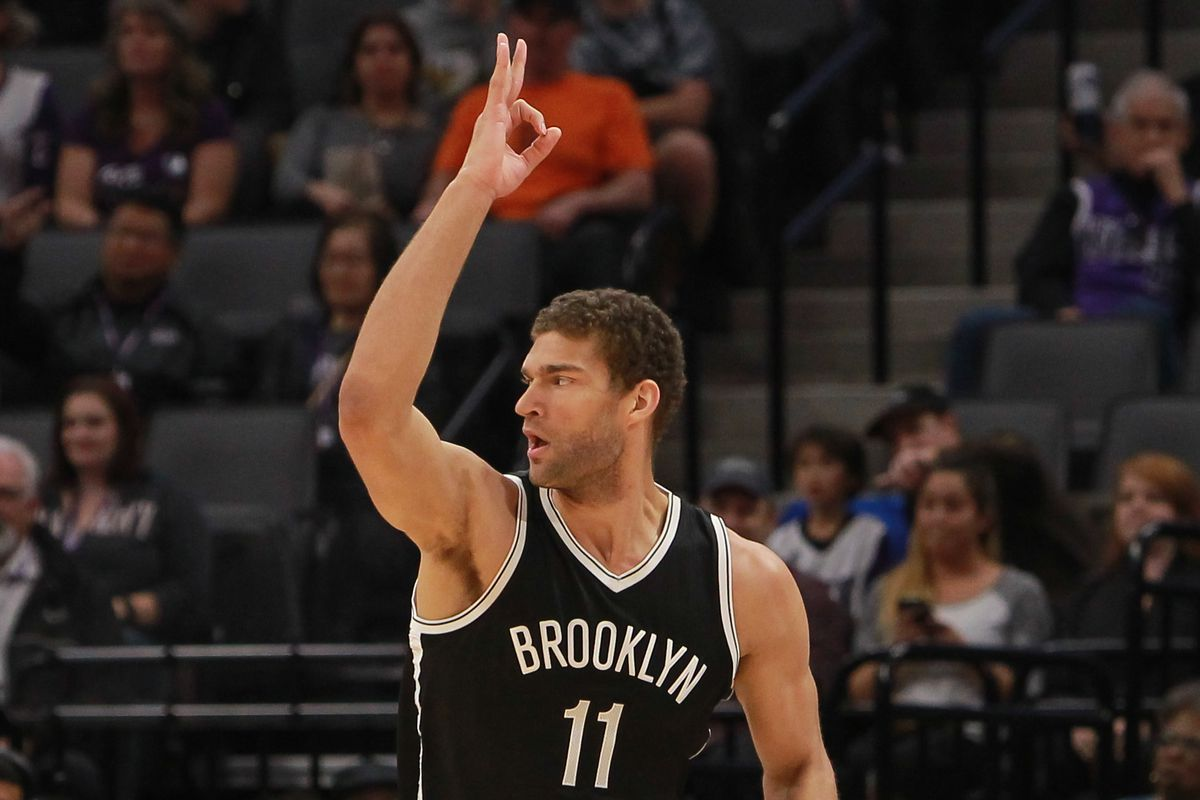 cheap for discount a0915 d46f1 The Lakers believe Brook Lopez is the perfect center for the ...