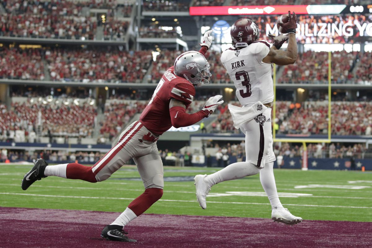 Why Texas A M and Arkansas play at Jerry World every year - SBNation.com f59ff4311