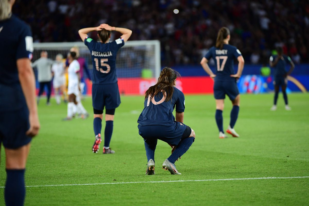 Is Division 1 Féminine ruining the French national team? The