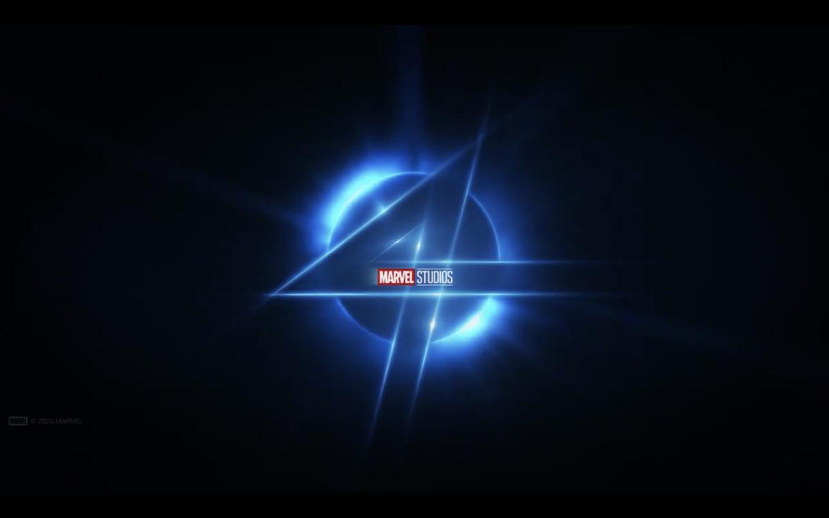 Fantastic Four Marvel Studios logo