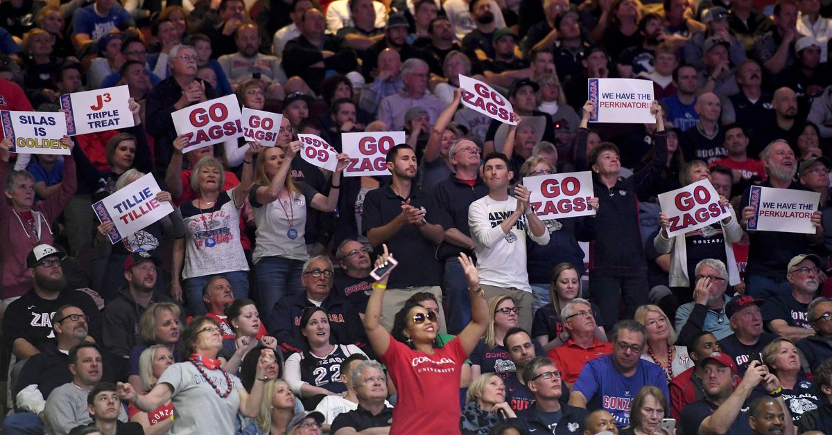 March Madness 2018: Gonzaga Earns A No. 4 Seed In The West