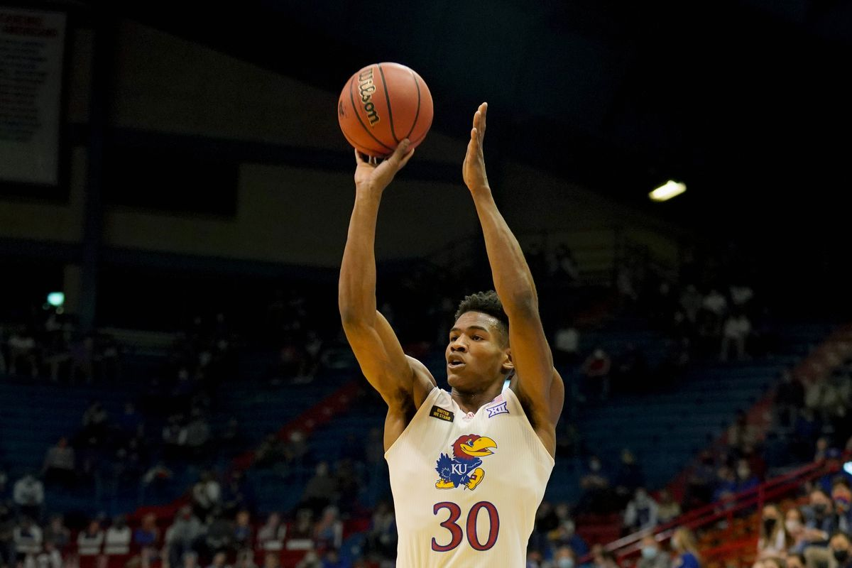 NCAA Basketball: Nebraska Omaha at Kansas