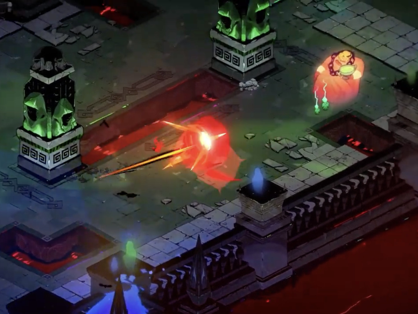 Supergiant Games' new title Hades announced and released in