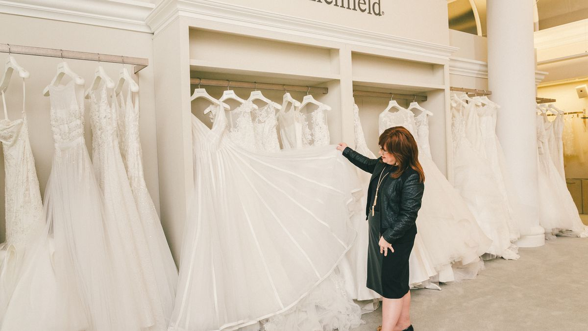 Behind The Veil With Kleinfeld S Modest Bridal Consultant Racked