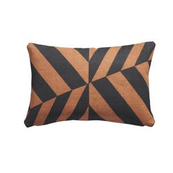 Changes brown and black pillow, $34.95