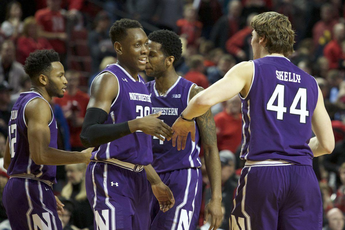 NCAA Basketball: Northwestern at Nebraska