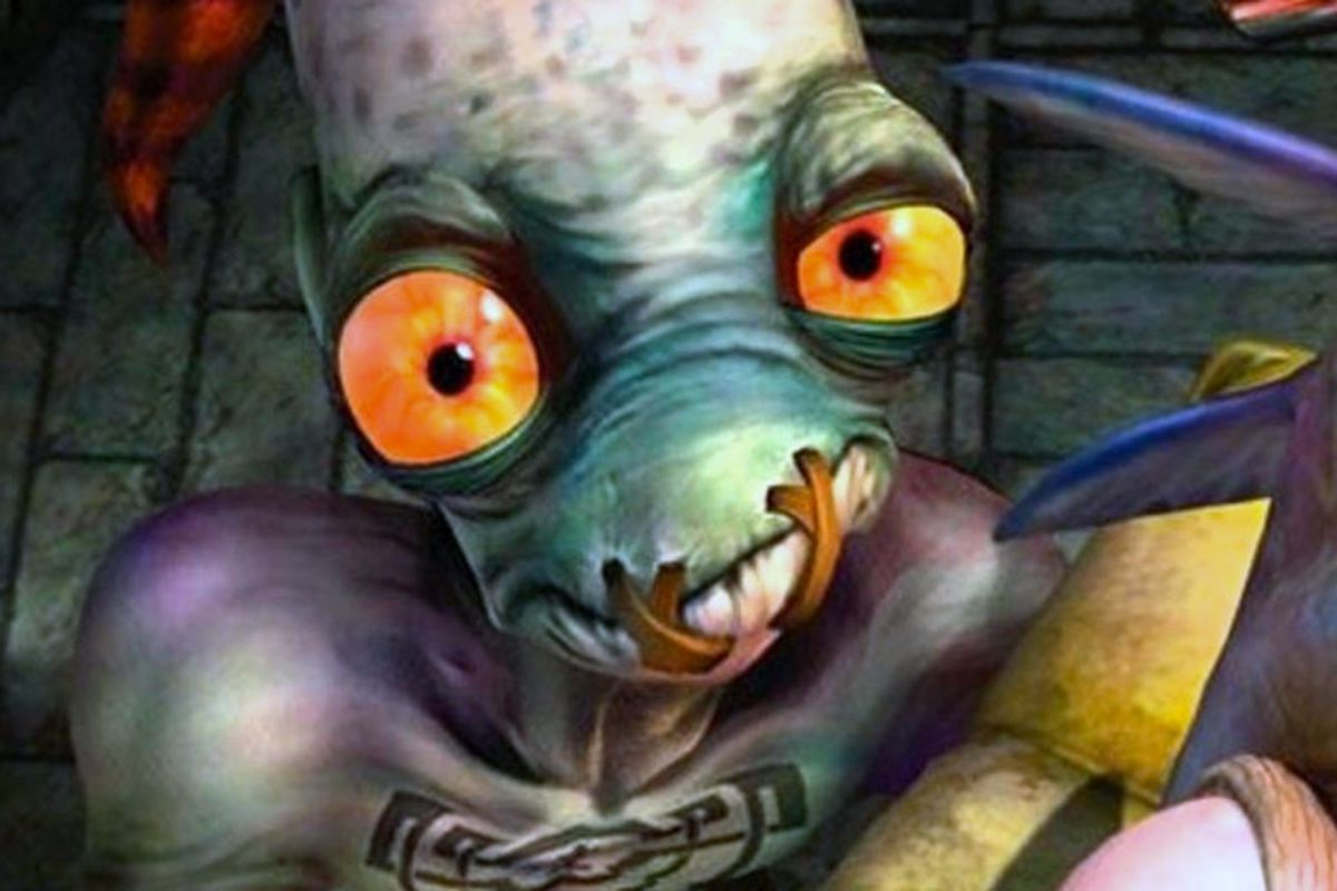 Oddworld Abe S Oddysee Is Free On Steam Today Polygon