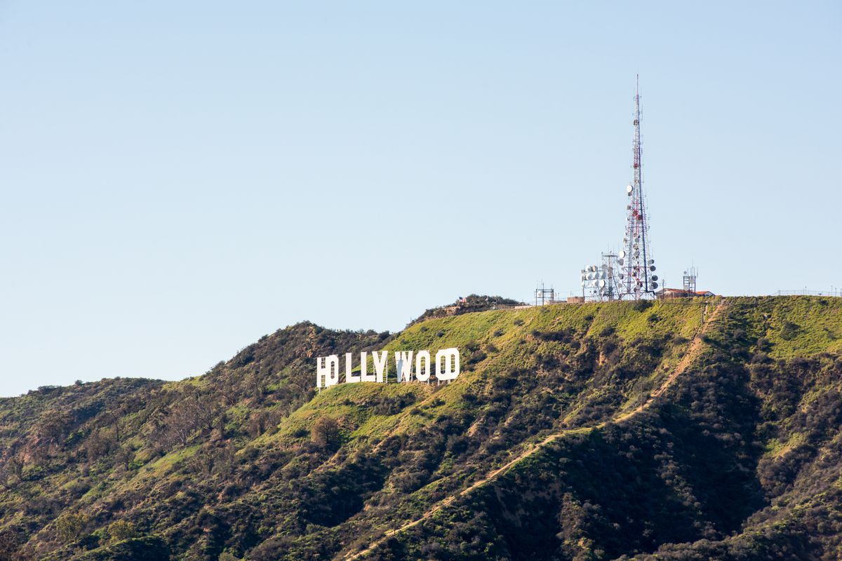 View of Hollywood Sign