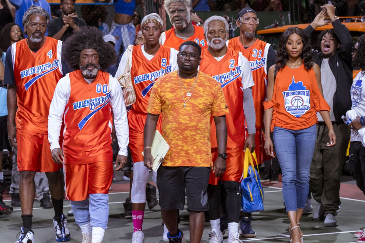 timeless design 38d0d 36220 Uncle Drew': NBA greats step up their joke game in a winning ...